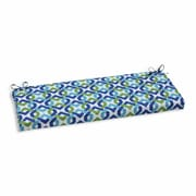 Pillow Perfect Reiser Outdoor Bench Cushion; Lagoon