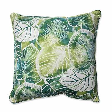 Pillow Perfect Key Cove Lagoon Indoor/Outdoor Floor Pillow