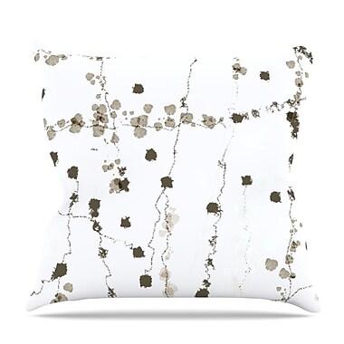KESS InHouse Wonder by CarolLynn Tice Throw Pillow; 18'' H x 18'' W x 3'' D