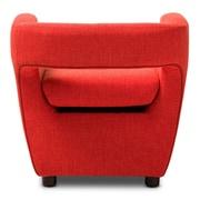 Wholesale Interiors Baxton Studio Ramon Barrel Chair; Orange