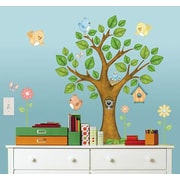 Borders Unlimited On the Tree Top Super Jumbo Appliqu  Wall Decal