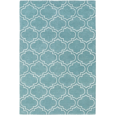 Artistic Weavers Signature Emily Hand-Tufted Light Blue Area Rug; Rectangle 9' x 13'