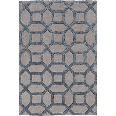 Artistic Weavers Arise Evie Hand-Tufted Blue Area Rug; Rectangle 9' x 13'