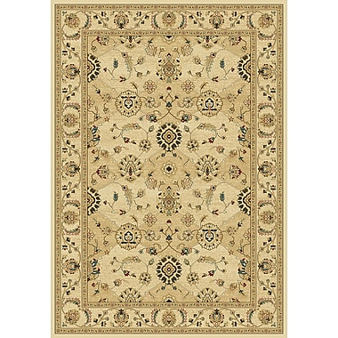 Wildon Home Deryca Wheat Area Rug; Rectangle 7'10'' x 10'10''