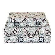 Pointehaven Ankara Cotton Sheet Set; Queen