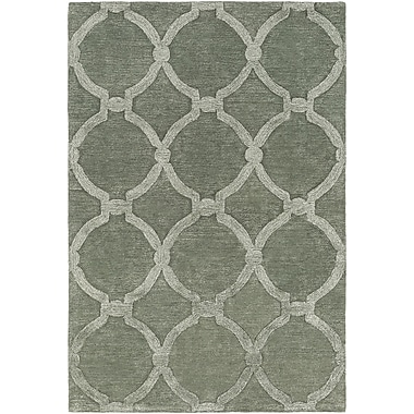 Artistic Weavers Urban Lainey Hand-Tufted Sage Area Rug; 9' x 13'