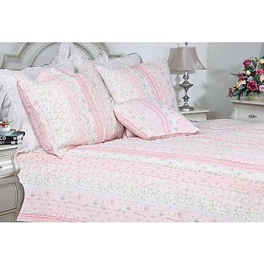 Cozy Line Home Fashion Romantic Chic Lace Pillow