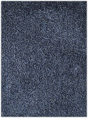 AMER Rugs Peacock Blue Area Rug; 8' x 11'