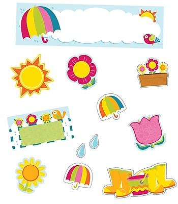 Carson-Dellosa Spring Mini Bulletin Board Set (110309)