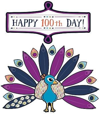 Carson-Dellosa You-Nique Happy 100th Day! Bulletin Board Set (110319)
