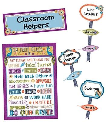 Carson-Dellosa You-Nique Classroom Management Bulletin Board Set (110321)