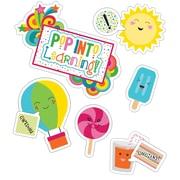 Carson-Dellosa School Pop Pop into Learning Bulletin Board Set (110326)