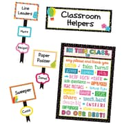 Carson-Dellosa School Pop Classroom Management Bulletin Board Set (110329)