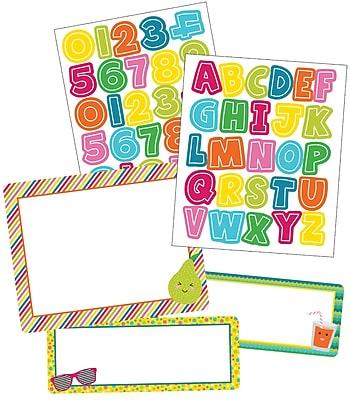 Carson-Dellosa School Pop Variety Sticker Pack (168202)