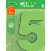 Thinking Kids Simple Steps for Fifth Grade Workbook (704918)