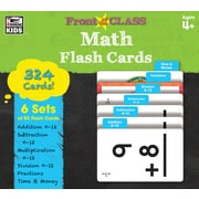 Thinking Kids Front of the Class Math Ages 4+ Flash Cards (734063)