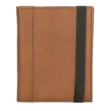 Bugatti JRN807 Leather Journal, Cognac