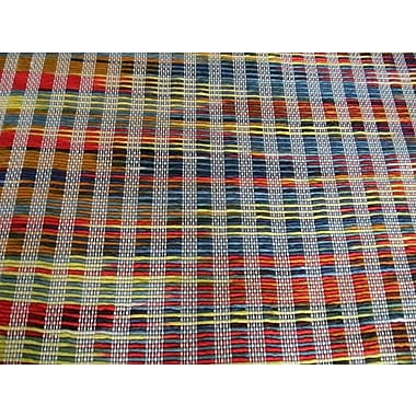 Modern Rugs Candy A Spectra Multi-colored Area Rug; Rectangle 6' x 8'