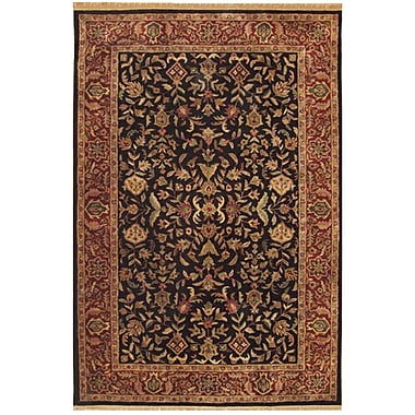 American Home Rug Co. Tabriz Hand-Tufted Area Rug; Round 7'6''