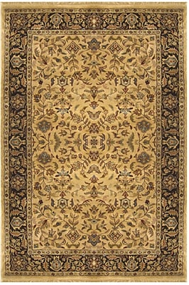 American Home Rug Co. Tabriz Hand-Tufted Area Rug; Rectangle 5'6'' x 8'6''