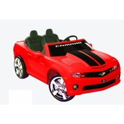 Big Toys NPL Chevrolet Camaro 12V Battery Powered Car