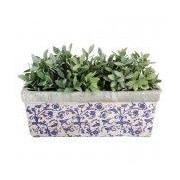 EsschertDesign Balcony Ceramic Planter Box
