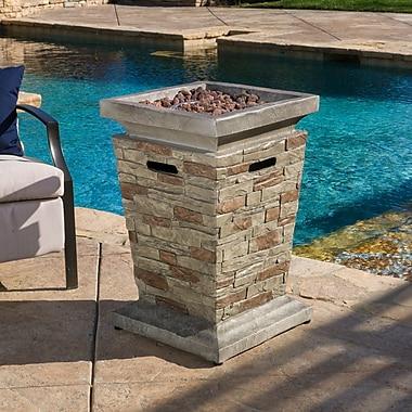 Home Loft Concepts Campo Propane Fire Column