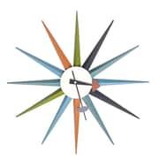Mod Made 3'' Star Clock