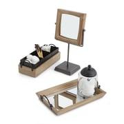 Paradigm Trends Lonestar 3-Piece Bathroom Accessory Set