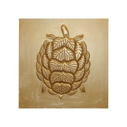 Leila's Home Living 'Wood Carved Turtle'  Wall Decor