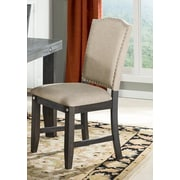 ViloHomeInc. Marseille Provence Parsons Chair (Set of 2)