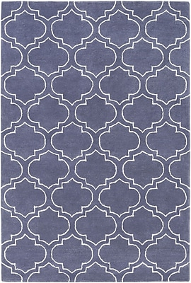 Artistic Weavers Signature Emily Hand-Tufted Periwinkle Area Rug; Runner 2'3'' x 14'