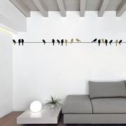 SissyLittle Birds on a Wire Wall Decal