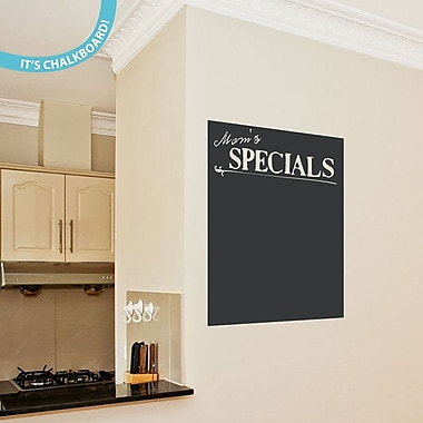 SissyLittle Mom's Specials Wall Decal