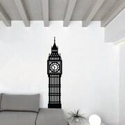 SissyLittle Simplistic Big Ben Wall Decal