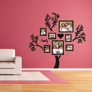 SissyLittle Lovely Family Tree Wall Decal