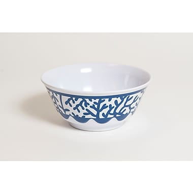 Galleyware Company Yacht and Home 20 oz. Melamine Soup/Cereal Bowl (Set of 6)