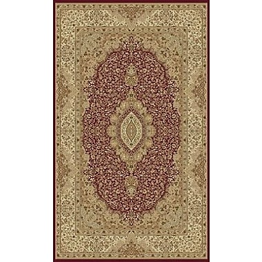 Rug Factory Plus Tabriz Red Area Rug; 5' x 8'