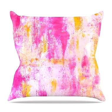 KESS InHouse Fancy by CarolLynn Tice Throw Pillow; 20'' H x 20'' W x 4'' D