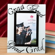 FashionCraft Fabulous Graduation Glass Picture Frame