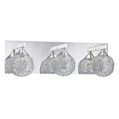 Kendal Lighting Solaro 3-Light Vanity Light