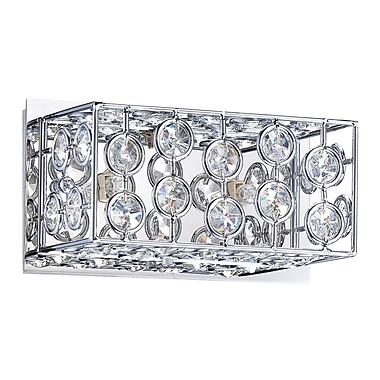 Kendal Lighting Palazzo 2-Light Bath Bar
