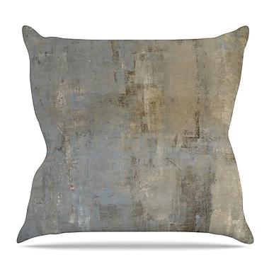 KESS InHouse Overlooked by CarolLynn Tice Throw Pillow; 18'' H x 18'' W x 3'' D