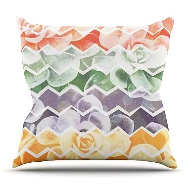 KESS InHouse Desert Dreams by Daisy Beatrice Throw Pillow; 20'' H x 20'' W x 4'' D