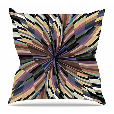 KESS InHouse Love Affair by Danny Ivan Throw Pillow; 16'' H x 16'' W x 3'' D