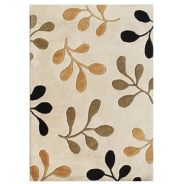 Alliyah Rugs New Zealand Handmade Vanilla Area Rug