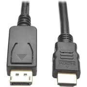 Tripp Lite P582-006-V2 Adapter Cable, 6', Black