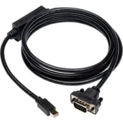 Tripp Lite P586-006-VGA-V2 Active Adapter Cable, 6', Black