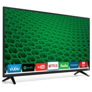 "VIZIO D48-D0 1920 x 1080 48"" LED Smart TV, Black"