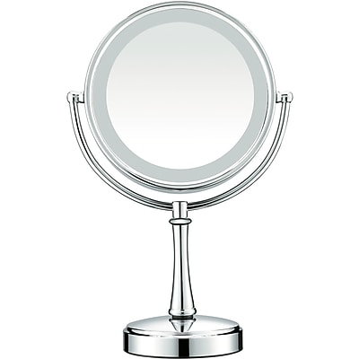 CONAIR-PERSONAL CARE Touch Control Lighted Mirror, 8 1/2